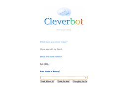 K2: Cleverbot by TaraChibi