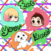Eatyourkimchi- Simon, Martina, and Spudgy by yachumichan77