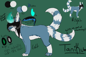 Reference Sheet by Bloody-Syringe