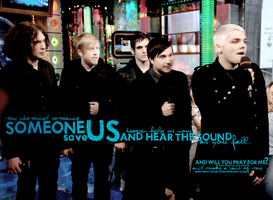 Heaven Help Us MCR Wallpaper by Rachel-Revenge
