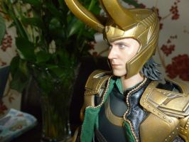 Loki's Here :D by Tamnyan