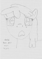 Shocked Berry Punch Drawing by SyncedsArt