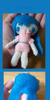 Contest: Tsukiano Plushie by FruityBunny