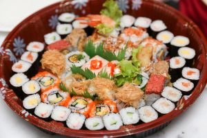 Sushi platter 2 by patchow