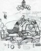 Orgy on teh couch0r by linzi-chan