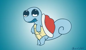 Squirtle by basilof221b