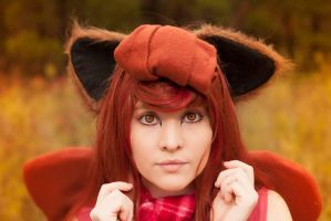 Vulpine by Foxy-Cosplay