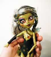 Monster High Custom Pixie 2 by MaryBunnie