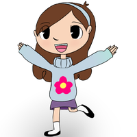 Mabel! by WaterKeldeoPony