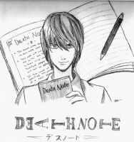 Death Note by MyRisenShadow