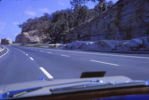Road trip 1950s Australia by otherunicorn-stock
