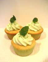 Mojito Cupcakes by Stephanefalies