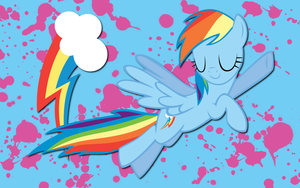 Rainbow Dash wallpaper 11 by AliceHumanSacrifice0