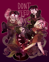 don't feed the plants by Soupery