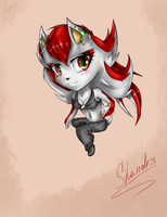 Chibi Shan by Leagra