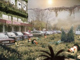 My Lovely Town 2053 by Pino44io