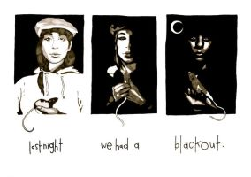 blackout by thisbedistoosmall