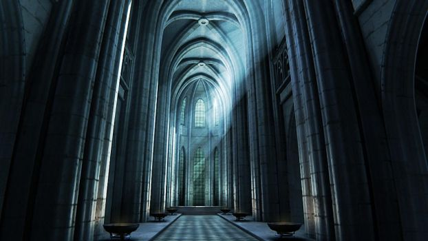 Cathedral Prev. by ChaoticNemisis