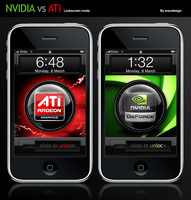 Nvidia Vs ATI by EnzuDes1gn