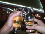 Two glasses by TheArtROx