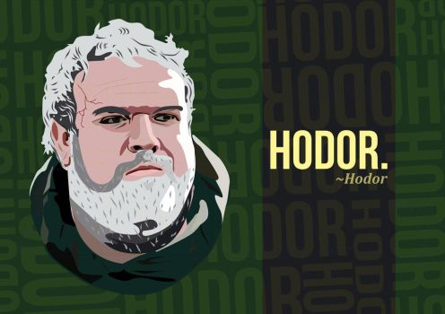 Hodor by GreGfield