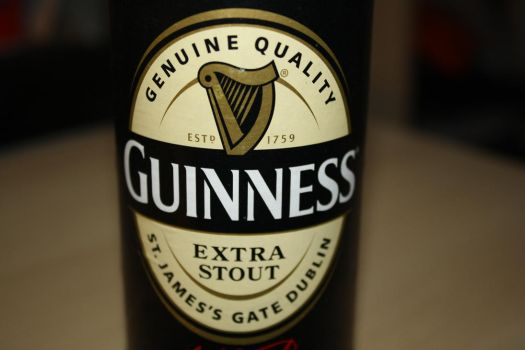 Guinness Extra Stout by And1945