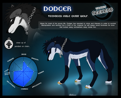 Dodger Ref by Kexell