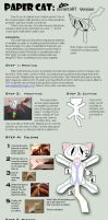 Make Your Own PAPER CATS: meme by melllic