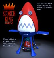 Scorch King 1 by ChristianHolmes