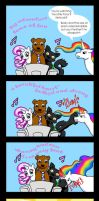 The Sarcastic Pony by SarcasticUnicorn