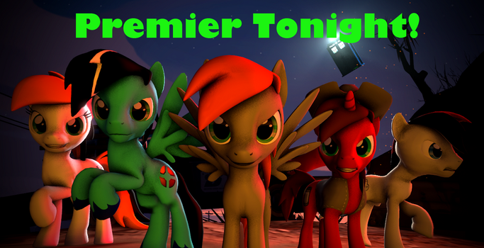 [SFM] Don't Blink Premiers TONIGHT! by JSUnoxx