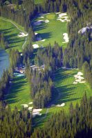 Fairmont Golf course by airblue