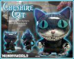 Cheshire Cat Trikky by DunnyBrat