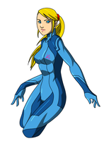 Zero Suit by Nushiman
