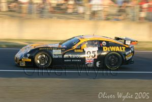 TVR at Le Mans by olly83