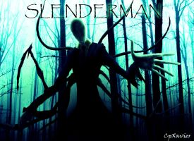 SLENDERMAN  v2.0 by JavierG-Arts