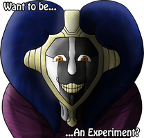 Want to be an experiment by pp2