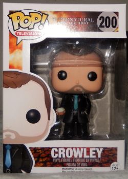 Crowley POP! by mistylovesrocklee