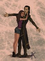 Free hugs for Loki by AlexandraSasha