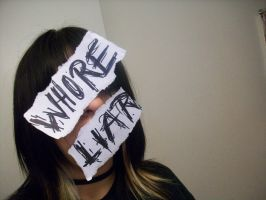 Whore and Liar. 5 by BabsxStock
