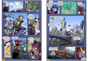 TF Chronicles page 3 and 4 by shumworld