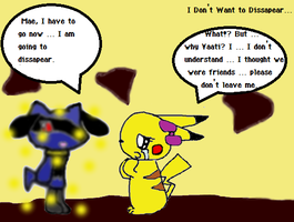 Pokemon Mystery Dungeon Ending by ribby2000