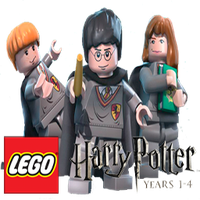Lego Harry Potter Dock Icon by Rich246