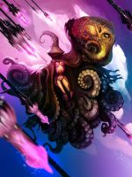 mollushka the seawitch by unded