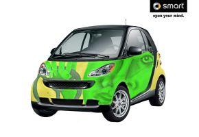 Smart Car Design: Going Green by chaseroo