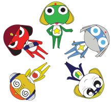 SGT. Frog by Mysterious-Master-X