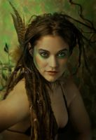 Portrait of an Earth Sprite by raemarshall