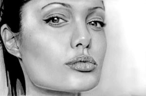 Angelina Jolie by fabriceg