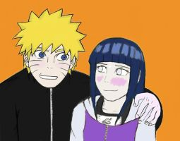 Naruhina Colored (FINISHED) by Shadow-chan15