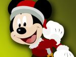 Mickey Mouse Christmas : Vector Art by vishesh999